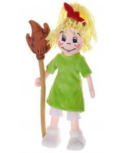 Bibi Blocksberg: Puppe Plüsch mit Sound (30 cm)