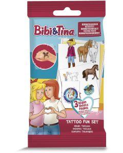 Bibi & Tina: Tattoo Fun-Set