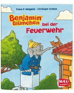 Benjamin Blümchen: bei der Feuerwehr
