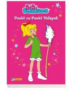 Bibi Blocksberg: Punkt-zu-Punkt-Malblock