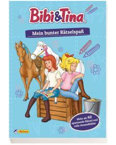 Bibi & Tina: Mein bunter Rätselspaß