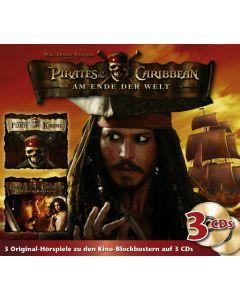 Disney 3er Box (Fluch der Karibik)
