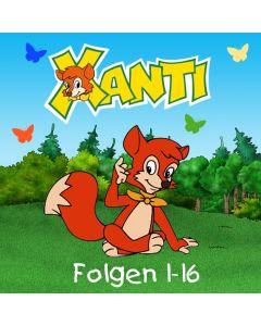 Xanti Collectors Edition Folgen 1 - 16