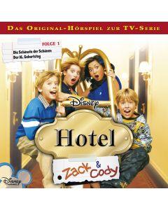 Disney: Hotel Zack and Cody: Folge 1