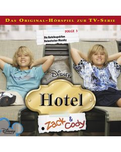 Disney: Hotel Zack and Cody: Folge 3