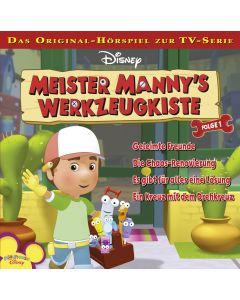 Disney Meister Manny's Werkzeugkiste: Folge 1