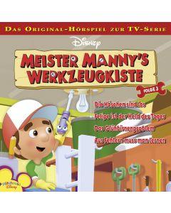 Disney Meister Manny's Werkzeugkiste: Folge 3