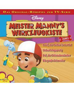 Disney Meister Manny's Werkzeugkiste: Folge 4