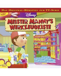 Disney Meister Manny's Werkzeugkiste: Folge 8