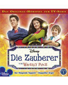 Disney Die Zauberer vom Waverly Place: Folge 1