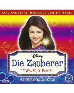 Disney Die Zauberer vom Waverly Place: Folge 2