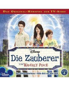 Disney Die Zauberer vom Waverly Place: Folge 4