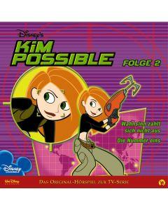 Disney Kim Possible Wahnsinn zahlt sich nicht aus / Die Nummer eins (Folge 2)