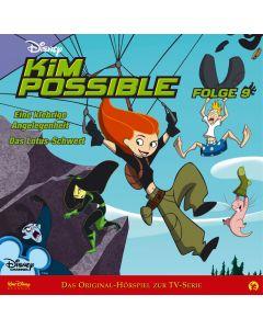 Disney Kim Possible Eine klebrige Angelegenheit / Das Lotus-Schwert (Folge 9)