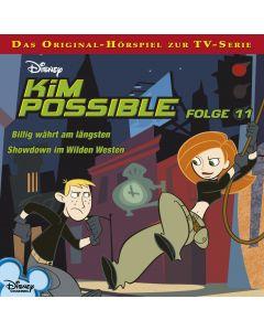 Disney Kim Possible Billig währt am längsten / Showdown im Wilden Westen (Folge 11)