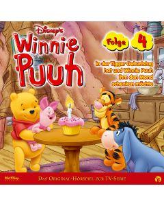Disney Winnie Puuh Tigger hat Geburtstag und Winnie Puuh möchte ihm den Mond schenken (Folge 4)