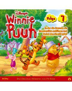 Disney Winnie Puuh Die Freunde führen ein Theaterstück auf und Ferkel spielt den Sheriff (Folge 7)