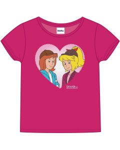 Bibi & Tina: Shirt mit Wendepailletten (pink)