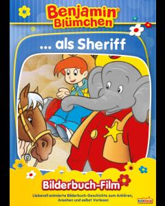 Benjamin Blümchen: als Sheriff (bilderbuch/mp4)