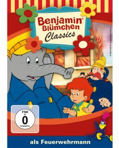 Benjamin Blümchen: als Feuerwehrmann (classics/mp4)