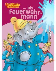 Benjamin Blümchen: als Feuerwehrmann