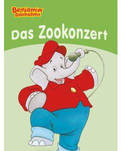Benjamin Blümchen: Das Zookonzert