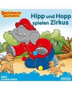 Benjamin Blümchen: Hipp und Hopp spielen Zirkus