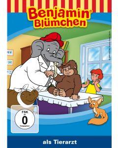 Benjamin Blümchen: als Tierarzt