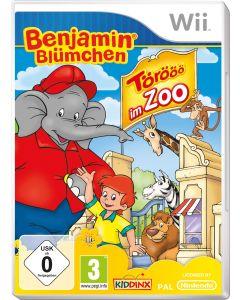Benjamin Blümchen: Törööö im Zoo