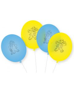 Benjamin Blümchen: 8 Luftballons
