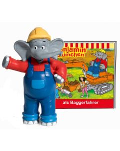 Benjamin Blümchen: Tonie-Hörfigur - als Baggerfahrer