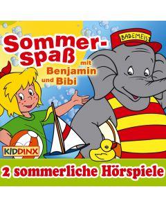 Benjamin Blümchen: 2er MP3-Box Sommerspaß