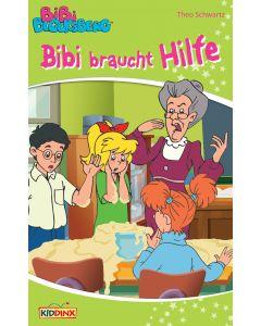 Bibi Blocksberg: braucht Hilfe