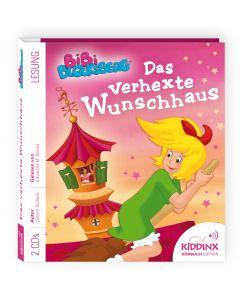 Bibi Blocksberg: Hörbuch Das verhexte Wunschhaus