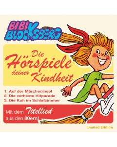 Bibi Blocksberg: 3er MP3-Box Nostalgie