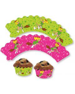 Bibi Blocksberg: Cupcake Deko-Banderolen