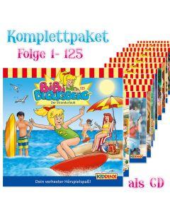 Bibi Blocksberg: 125er Komplett CD-Box (Folge 1 - 125)