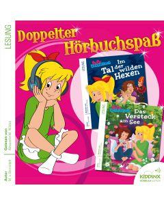 Bibi Blocksberg - Hörbuch - Doppelter Hörbuchspaß