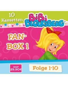 Bibi Blocksberg: 10er MC-Box 1 (Folge 1 - 10)