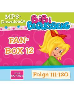 Bibi Blocksberg: 10er MP3-Box 12 (Folge 111 - 120)