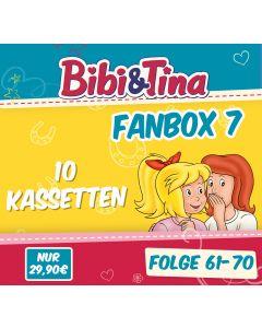 Bibi & Tina: 10er MC-Box 7 (Folge 61 - 70)