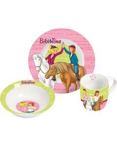 Bibi & Tina: Frühstücksset