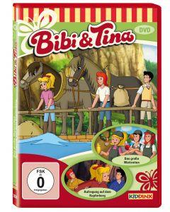 Bibi & Tina: Das große Wettreiten / Aufregung auf dem Kupferberg