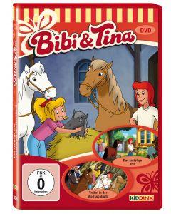 Bibi & Tina: Das zottelige Trio / Trubel in der Wolfsschlucht