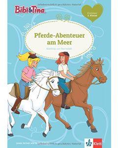 Bibi & Tina: Pferde-Abenteuer am Meer -  Erstlesen 2.Klasse