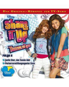 Shake it up - Tanzen ist alles: Justin Starr, das Teenie-Idol / .. (Folge 2)
