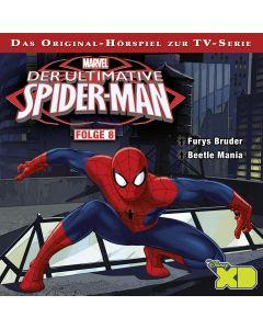 Spider-Man: Der ultimative Spiderman - Furys Bruder / .. (Folge 8)