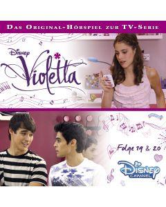 Violetta: Hörspiel zur Serie Folge 19 & 20 (Folge 19 - 20)