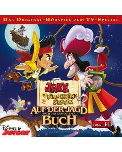 Jake und die Nimmerland-Piraten: Auf der Jagd nach dem gestohlenen Buch (Folge 14)