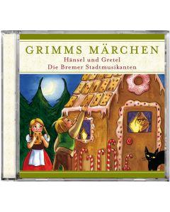 Grimms Märchen: Hänsel und Gretel / Die Bremer Stadtmusikanten